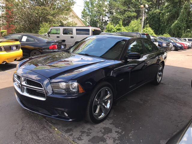 2011 Dodge Charger R/T Plus 4dr Sedan - Snellville GA