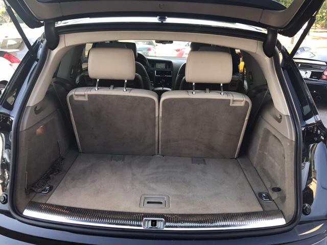2007 Audi Q7 AWD 4.2 Premium quattro 4dr SUV - Snellville GA