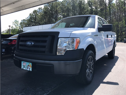 2009 Ford F-150 for sale in Snellville, GA