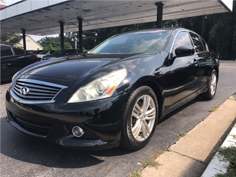 2010 Infiniti G37 Sedan for sale in Snellville, GA