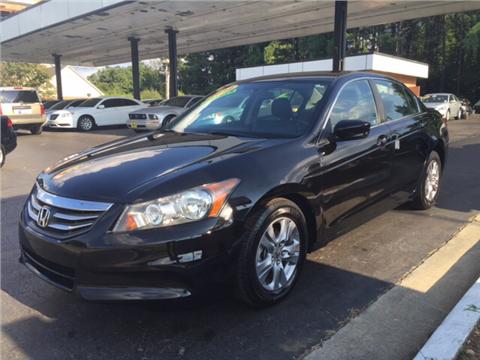 2012 Honda Accord for sale in Snellville, GA
