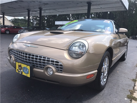 2005 Ford Thunderbird for sale in Snellville, GA