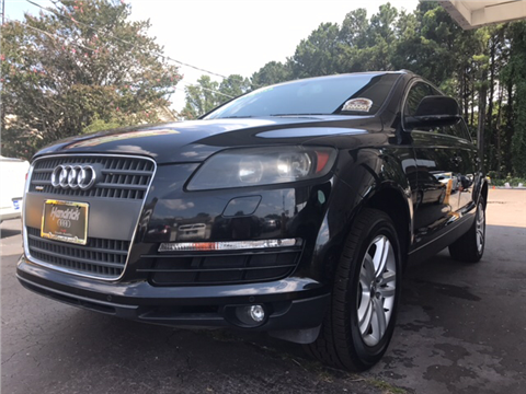 2008 Audi Q7 for sale in Snellville, GA