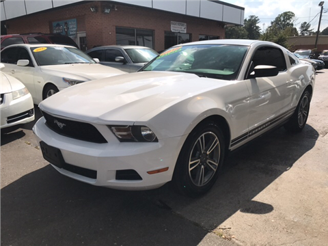 2012 Ford Mustang for sale in Snellville, GA
