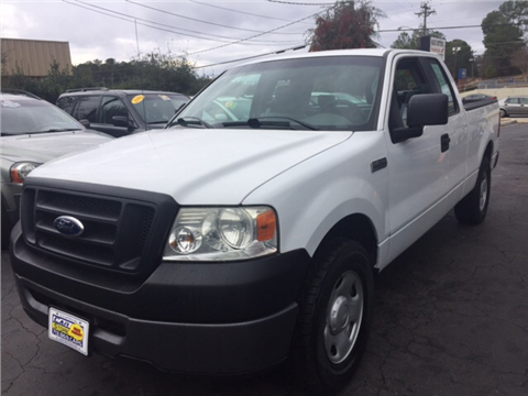 2007 Ford F-150 for sale in Snellville, GA