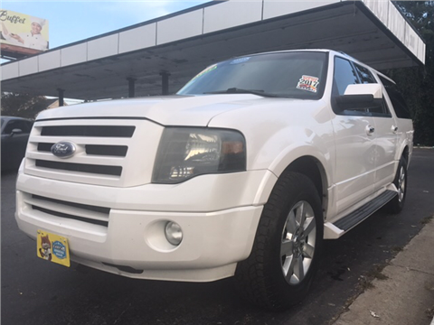 2010 Ford Expedition EL for sale in Snellville, GA