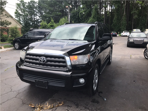 2008 Toyota Sequoia for sale in Snellville, GA