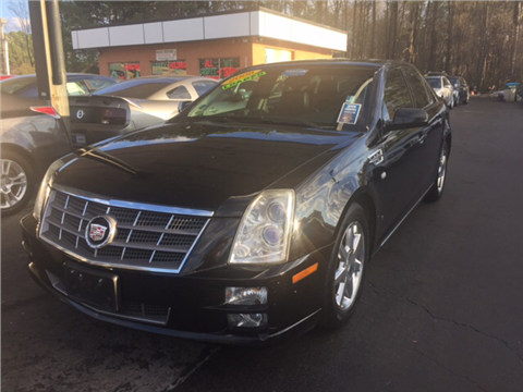 2008 Cadillac STS for sale in Snellville, GA
