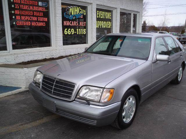1996 mercedes benz s class for sale in hooksett nh for 1996 mercedes benz s500