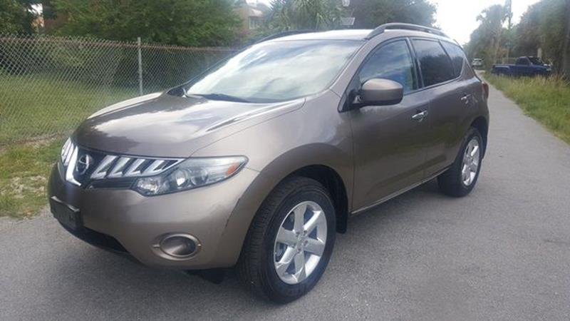 2009 Nissan Murano S Sport Utility 4D - Fort Lauderdale FL