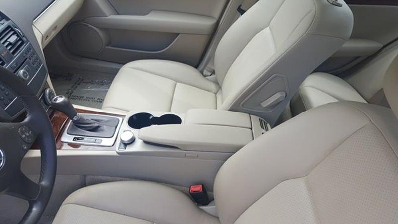 2011 Mercedes-Benz C-Class C300 Luxury Sedan 4D - Fort Lauderdale FL