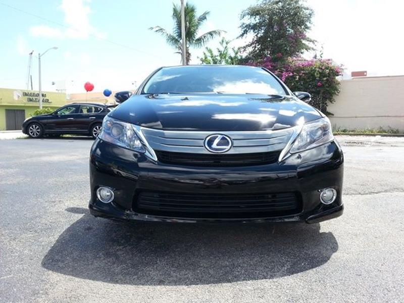 2010 Lexus HS 250h HS 250h Sedan 4D - Fort Lauderdale FL