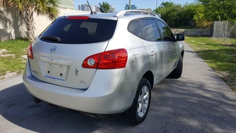 2009 Nissan Rogue SL Sport Utility 4D - Fort Lauderdale FL