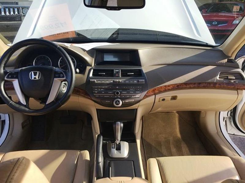 2008 Honda Accord EX-L Sedan 4D - Fort Lauderdale FL