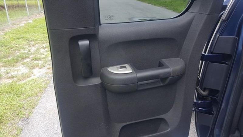 2009 Chevrolet Silverado 1500 LT Pickup 4D 6 1/2 ft - Fort Lauderdale FL