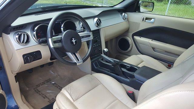 2007 Ford Mustang Premium Convertible 2D - Fort Lauderdale FL