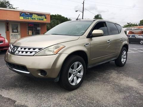 2006 Nissan Murano for sale in Fort Lauderdale, FL