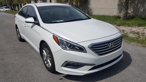 2015 Hyundai Sonata for sale in Fort Lauderdale, FL