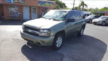 2003 Chevrolet TrailBlazer for sale in Fort Lauderdale, FL