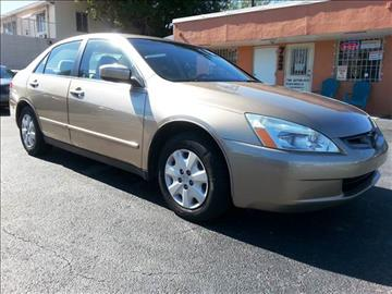 2003 Honda Accord for sale in Fort Lauderdale, FL