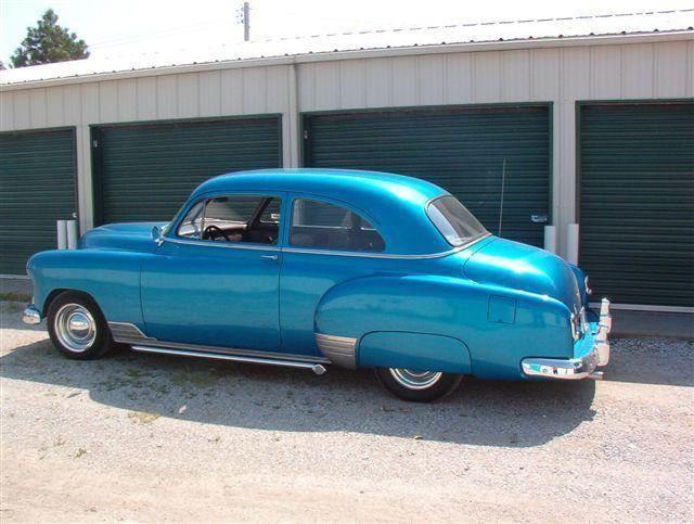 1952 Chevrolet 210 Styleline 2dr Sedan - Tekamah NE
