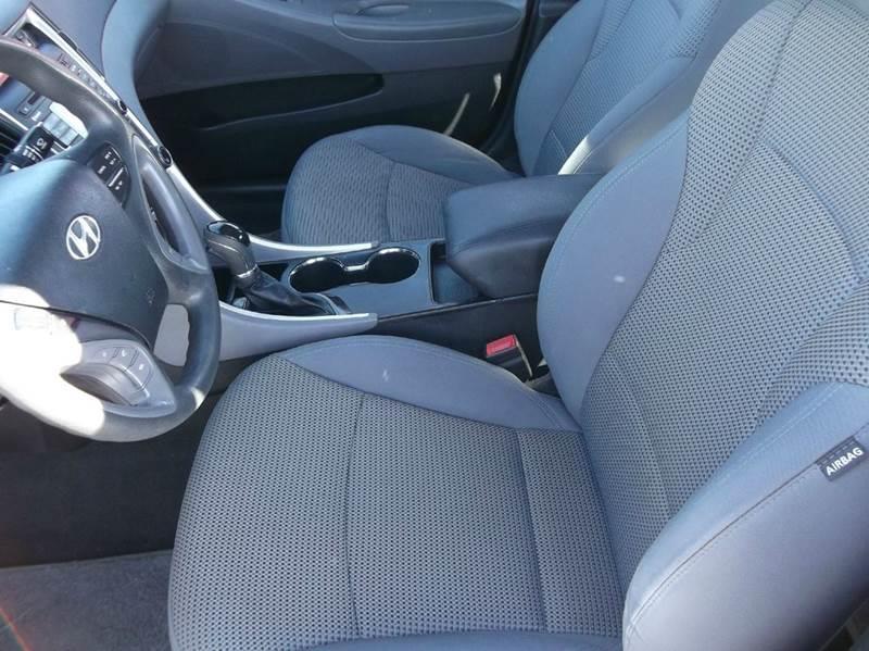 2011 Hyundai Sonata GLS 4dr Sedan 6A - Tekamah NE