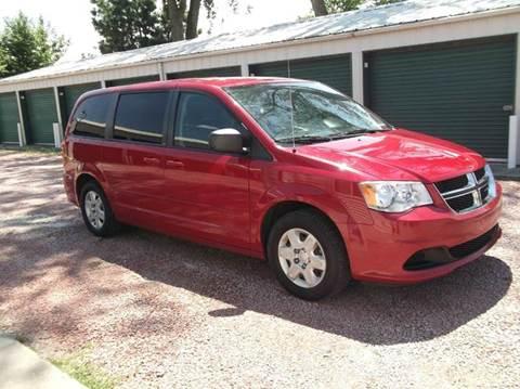 2012 Dodge Grand Caravan for sale in Tekamah, NE