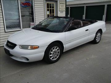 1999 Chrysler Sebring for sale in Tekamah, NE