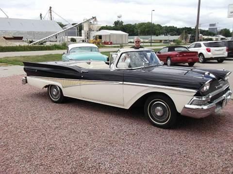 1958 Ford Sunliner for sale in Tekamah, NE