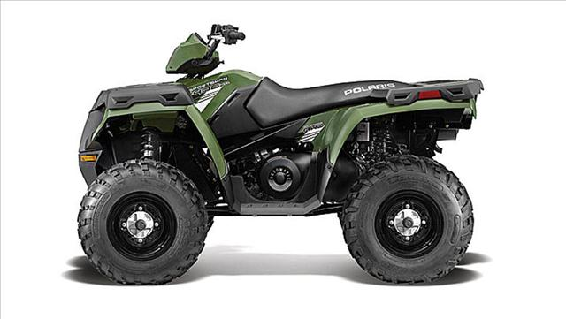 2013 POLARIS SPORTSMAN 400