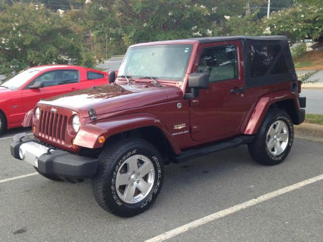 2008 Jeep Wrangler Sport