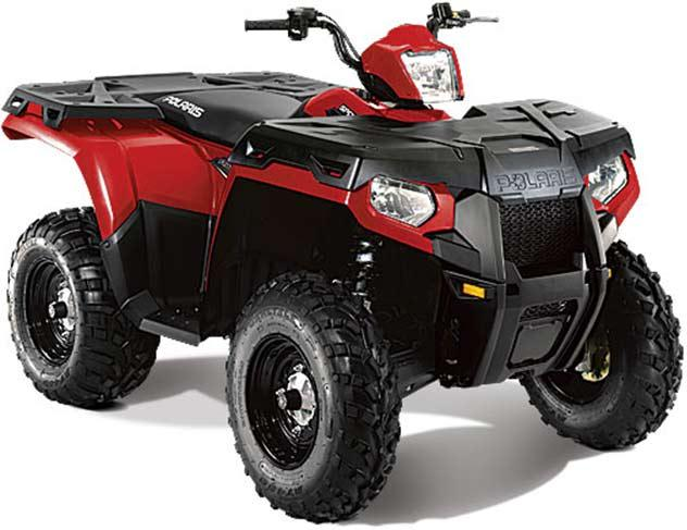 2012 POLARIS SPORTSMAN