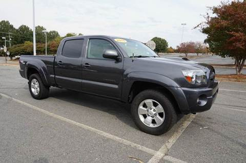 toyota tacoma for sale in winston salem nc. Black Bedroom Furniture Sets. Home Design Ideas