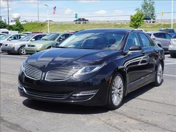 2014 Lincoln MKZ for sale in Fowlerville, MI