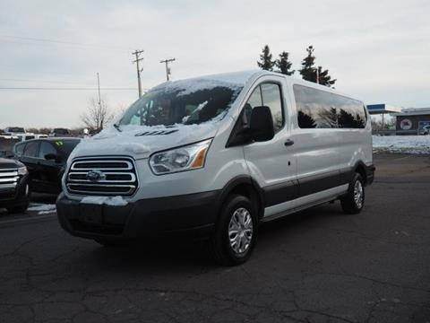 2016 Ford Transit Passenger for sale in Fowlerville, MI