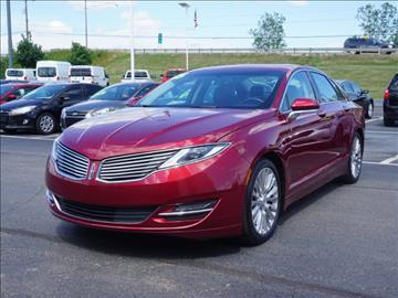 2015 Lincoln MKZ for sale in Fowlerville, MI