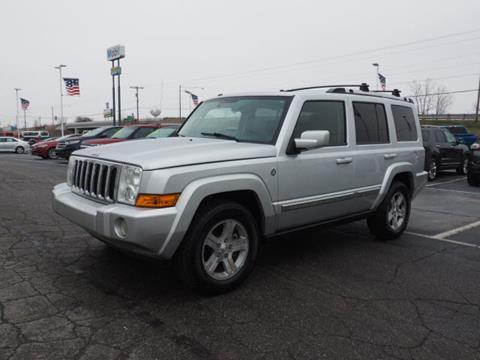 2009 Jeep Commander for sale in Fowlerville, MI