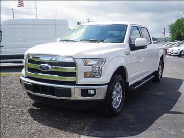 2015 Ford F-150 25300 Miles | $36450 & FOWLERVILLE FORD - Used Cars - FOWLERVILLE MI Dealer markmcfarlin.com