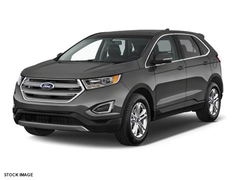 2017 Ford Edge for sale in Fowlerville, MI