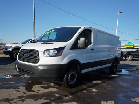 2018 Ford Transit Cargo for sale in Fowlerville, MI