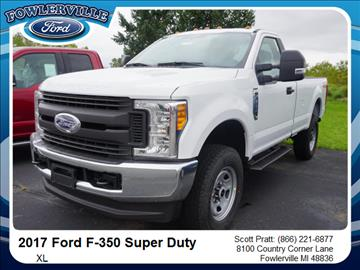 2017 Ford F-350 Super Duty for sale in Fowlerville, MI