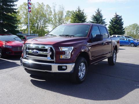 2016 Ford F-150 for sale in Fowlerville, MI