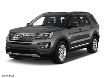 2017 Ford Explorer for sale in Fowlerville, MI