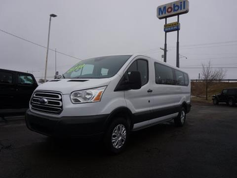 2017 Ford Transit Passenger for sale in Fowlerville, MI