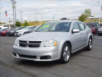 2011 Dodge Avenger for sale in Fowlerville, MI