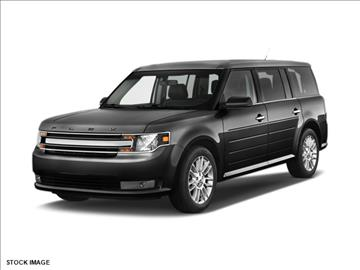 2017 Ford Flex for sale in Fowlerville, MI