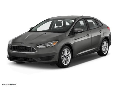 2017 Ford Focus for sale in Fowlerville, MI
