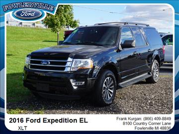 Ford expedition el for sale michigan for Shottenkirk honda cartersville georgia