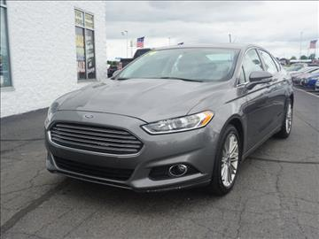2014 Ford Fusion & Used Cars FOWLERVILLE Chevrolet Dodge Ford Pickup Trucks Dealer ... markmcfarlin.com