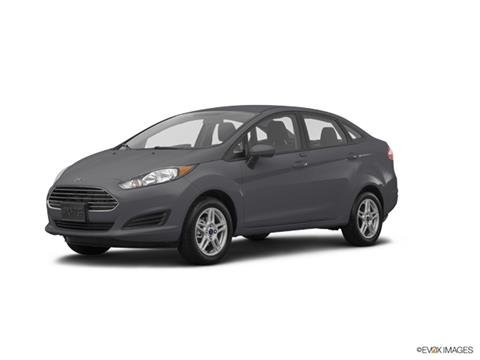 2017 Ford Fiesta for sale in Fowlerville, MI